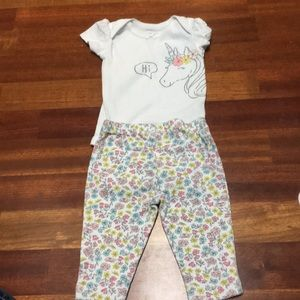3/$15 Carters outfit